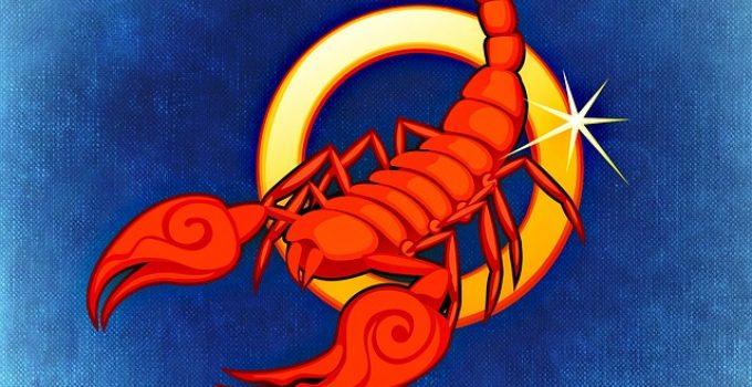 escorpião em janeiro de 2019