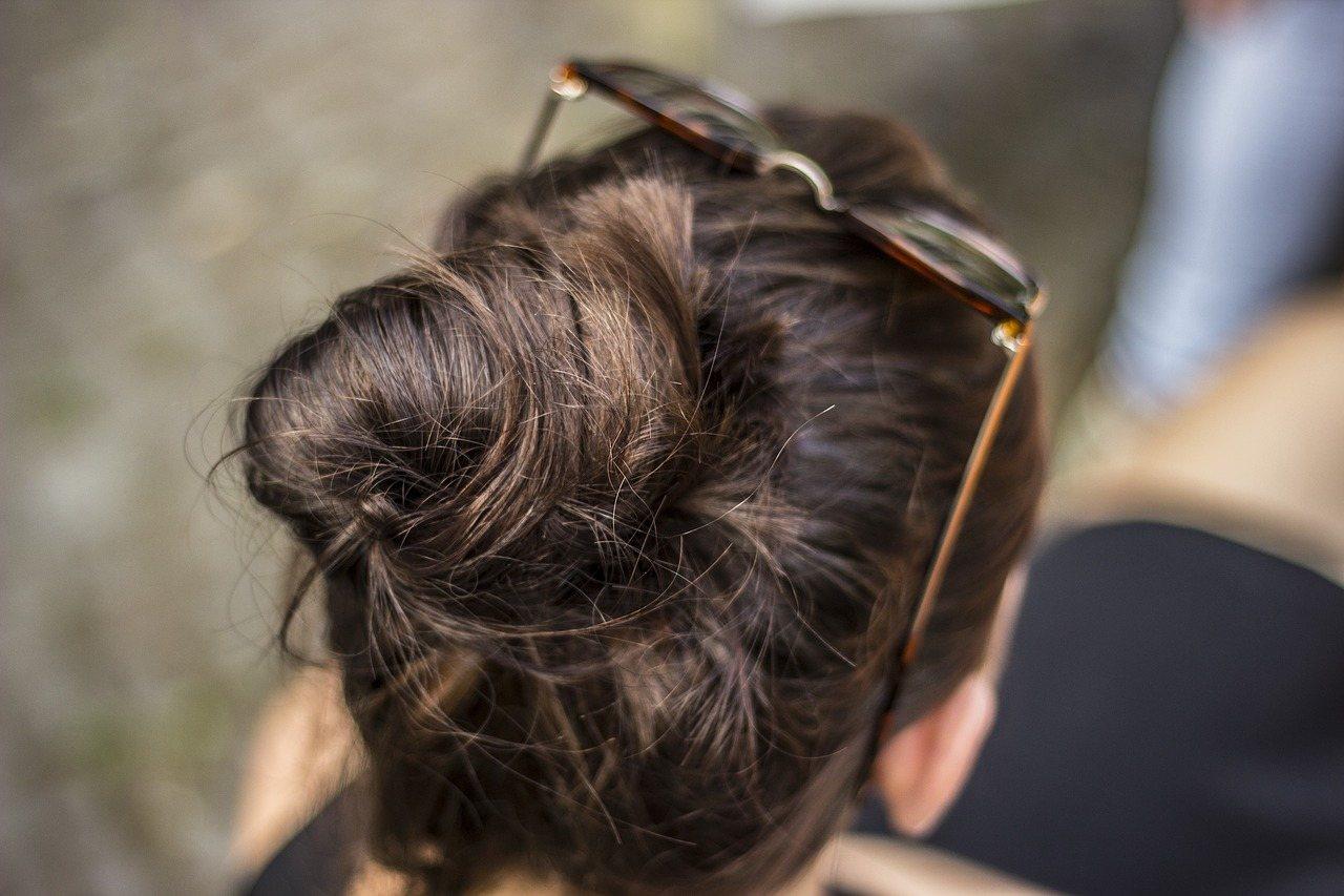 cabelo coque