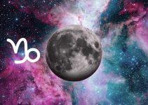 lua em capricórnio
