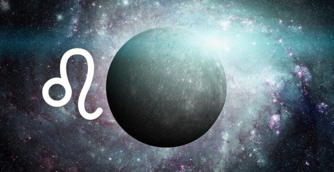 Características de Mercúrio em Leão