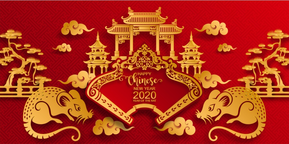 Horóscopo chinês - ano do rato 2020