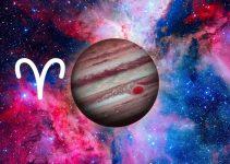características de júpiter em áries