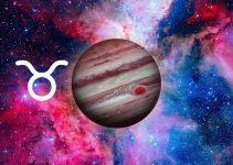 características de júpiter em touro