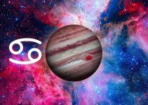 características de júpiter em câncer