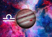 características de júpiter em libra