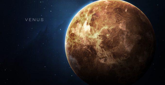 vênus nas casas astrológicas