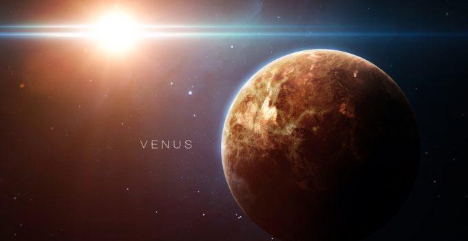 características de vênus retrógrado